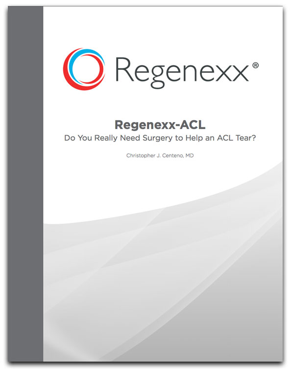 ACL Tear Stem Cell Treatment Report