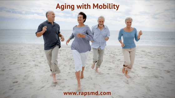 Aging with Mobility